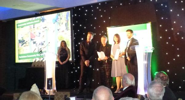 RSPB Awards 2014