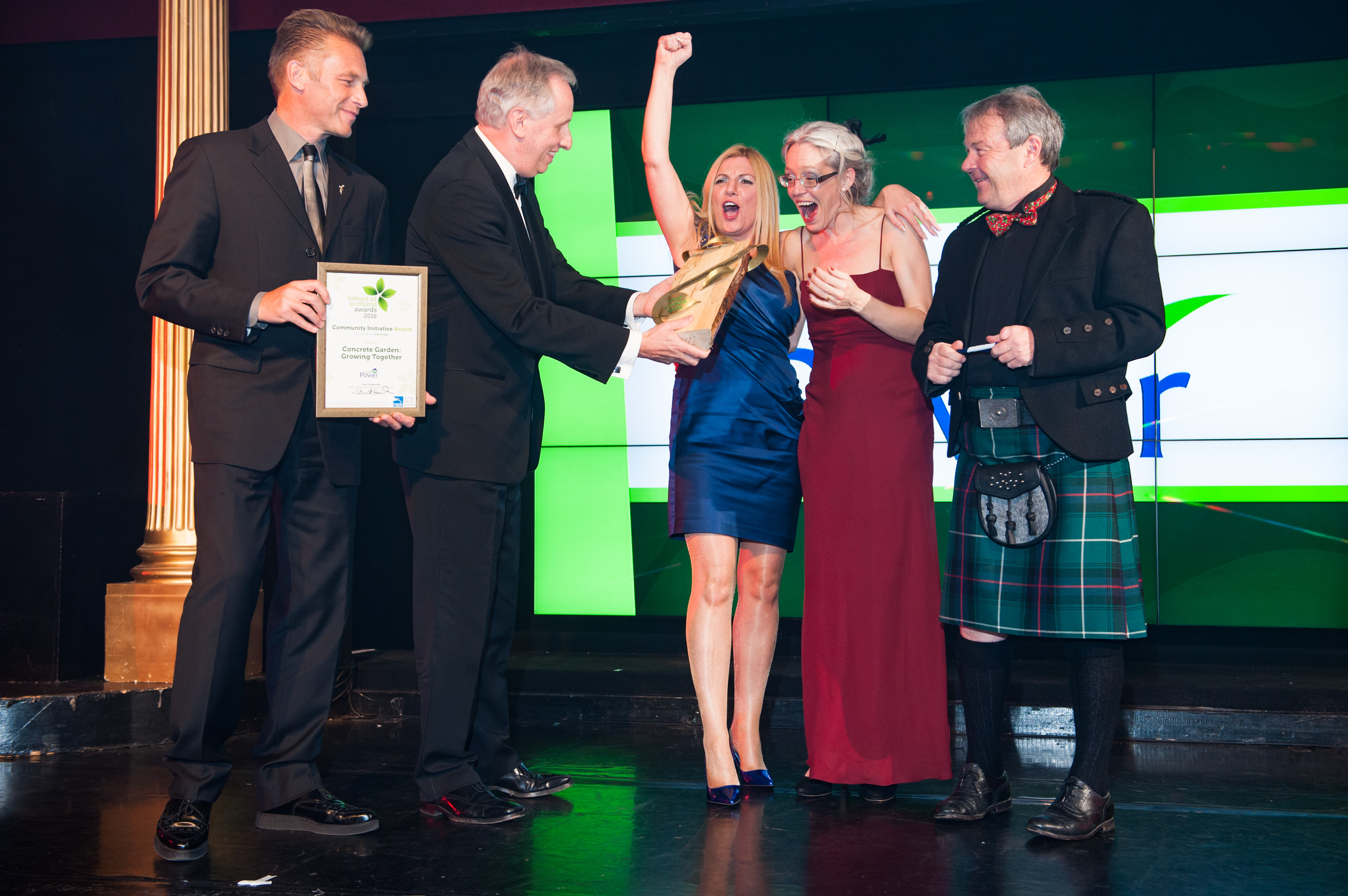 International community awards patents for green